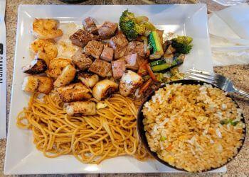 Henderson japanese restaurant Samurai Japanese Steakhouse & Sushi