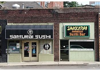 Nashville sushi Samurai Sushi