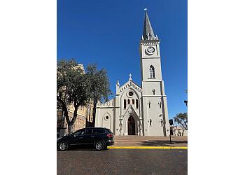 Laredo church San Agustin Cathedral