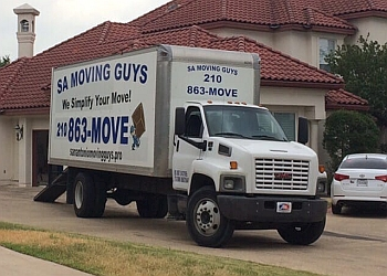 San Antonio moving company San Antonio Moving Guys, LLC.
