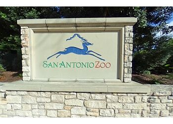 San Antonio places to see San Antonio Zoo