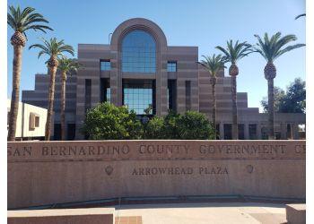 San Bernardino landmark San Bernardino County Court House