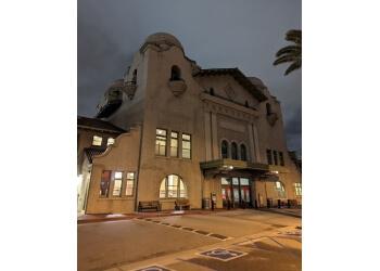 San Bernardino landmark San Bernardino History and Railroad Museum