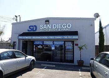 Escondido auto body shop San Diego Auto Body & Paint