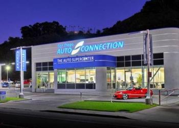 San Diego used car dealer San Diego Auto Connection
