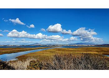 Chula Vista hiking trail San Diego Bay National Wildlife Refuge