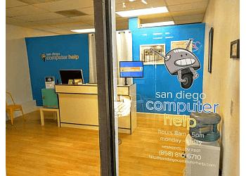 San Diego computer repair San Diego Computer Help