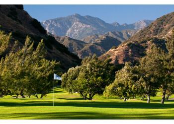 Pomona golf course San Dimas Canyon Golf Course