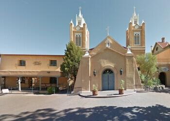 Albuquerque church San Felipe de Neri Parish