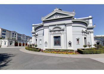 San Francisco funeral home San Francisco Columbarium Funeral Home