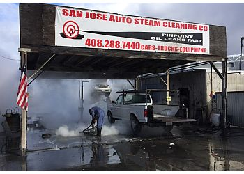 San Jose auto detailing service San Jose Auto Steam Cleaning