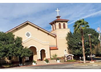 Austin church San Jose Catholic Church