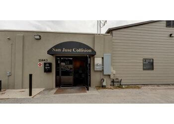 Jacksonville auto body shop San Jose Collision, Inc.
