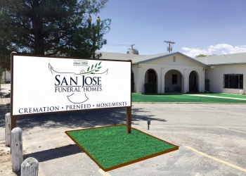 El Paso funeral home San Jose Funeral Home