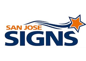 San Jose sign company San Jose Signs