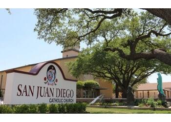 Dallas church San Juan Diego Catholic Parish