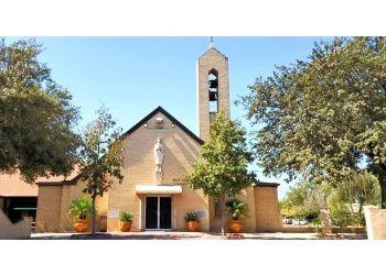 Laredo church San Luis Rey Church