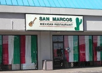 Montgomery mexican restaurant San Marcos