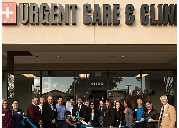 Hayward urgent care clinic San Ramon Urgent Care & Clinic