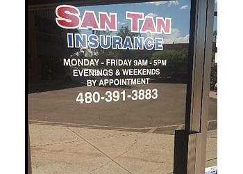 Gilbert insurance agent San Tan Insurance