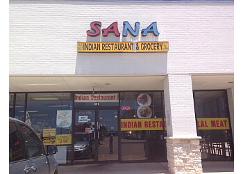 Fort Worth indian restaurant SANA INDIAN RESTAURANT