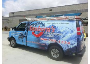 San Bernardino hvac service Sanborn's Air Conditioning and Heating