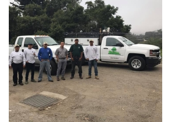 Vallejo landscaping company Sanchez Brother's Landscaping Inc.