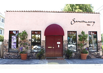 Santa Clara hair salon Sanctuary Salon