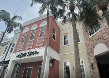 Port St Lucie spa Sanctuary Spa at Tradition