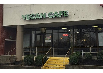 Knoxville vegetarian restaurant Sanctuary Vegan Cafe