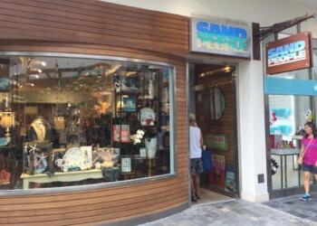 Honolulu gift shop Sand People