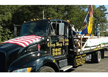 Virginia Beach towing company Sandbridge Towing Inc.
