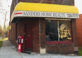 Akron real estate agent Sanders Home Realty