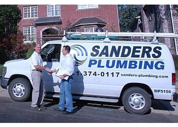 Little Rock plumber Sanders Services