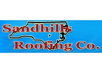 Fayetteville roofing contractor SANDHILLS ROOFING, CO.