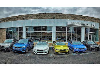 Albuquerque car dealership Sandia BMW