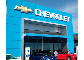 Glendale car dealership Sands Chevrolet