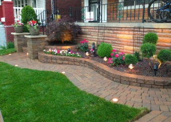 Detroit landscaping company Sandstone Landscaping, LLC