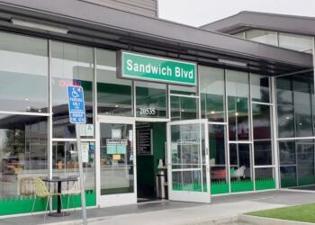 Torrance sandwich shop Sandwich Blvd