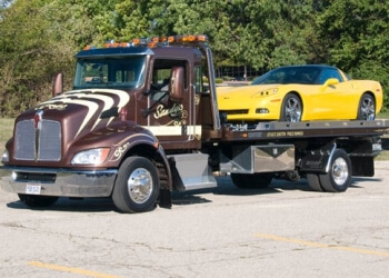 Dayton towing company Sandy's Towing