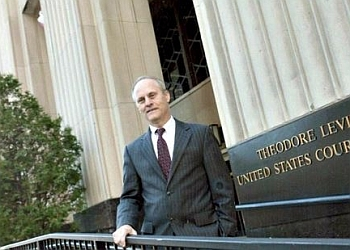 Detroit criminal defense lawyer Sanford A. Schulman