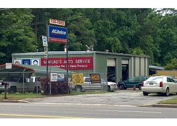 Columbia car repair shop Sanford's Automotive Service