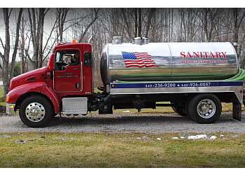 Cleveland septic tank service Sanitary Septic Tank Cleaning Inc.