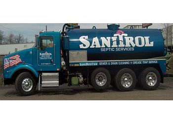 New Haven septic tank service Sanitrol Septic Services