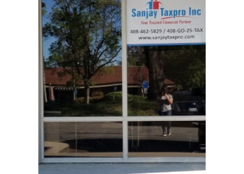 Sunnyvale tax service Sanjay Taxpro Inc | Indian CPA