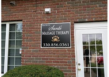 Akron massage therapy Santé Massage Therapy