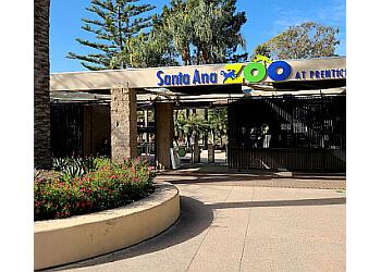 Santa Ana places to see Santa Ana Zoo
