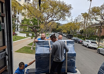 Santa Clarita moving company Santa Clarita Movers