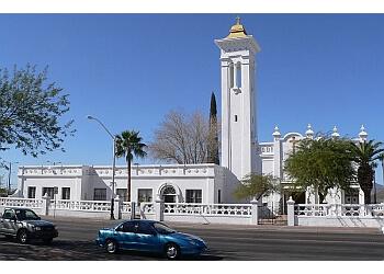 Tucson church Santa Cruz Catholic Church
