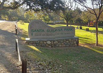 Simi Valley public park Santa Susana Park & Railroad